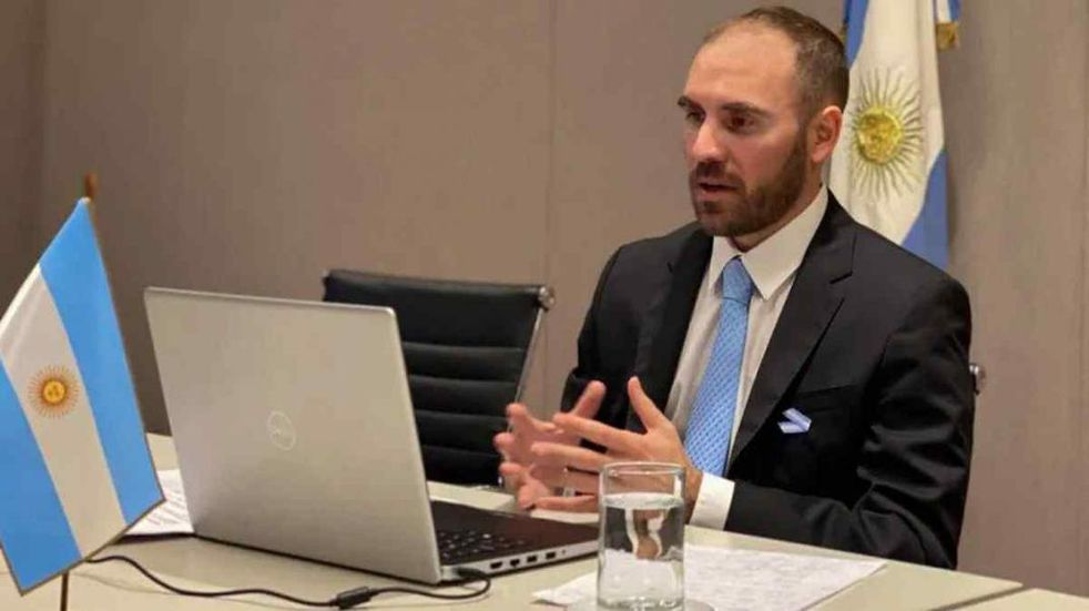 Guzmán busca en Europa apoyo para la negociación final con el FMI