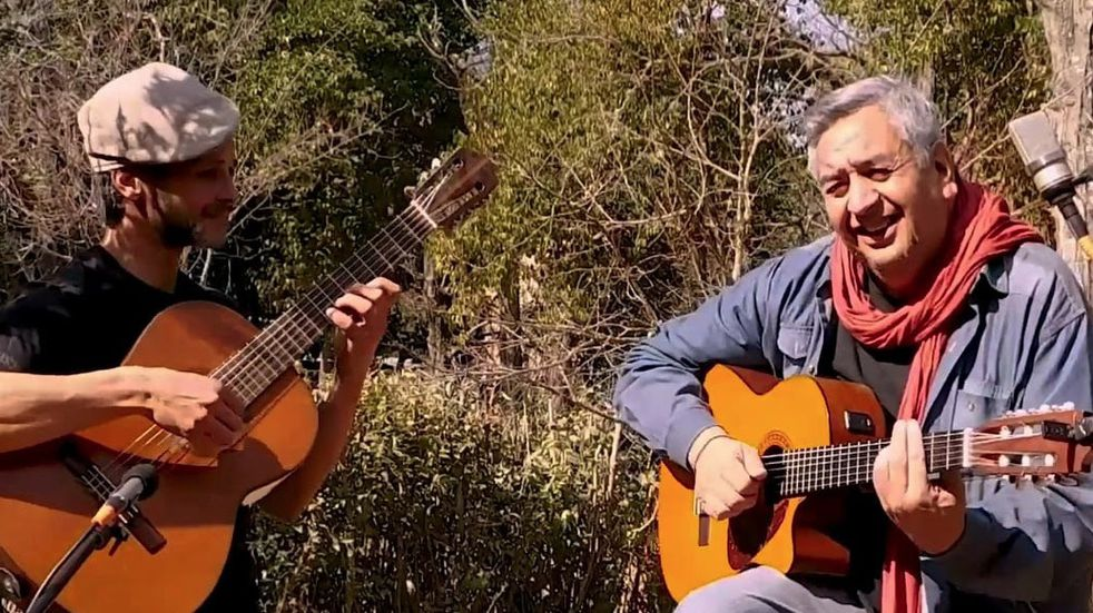 Músicos de San Luis coparán la pantalla de la TV Pública