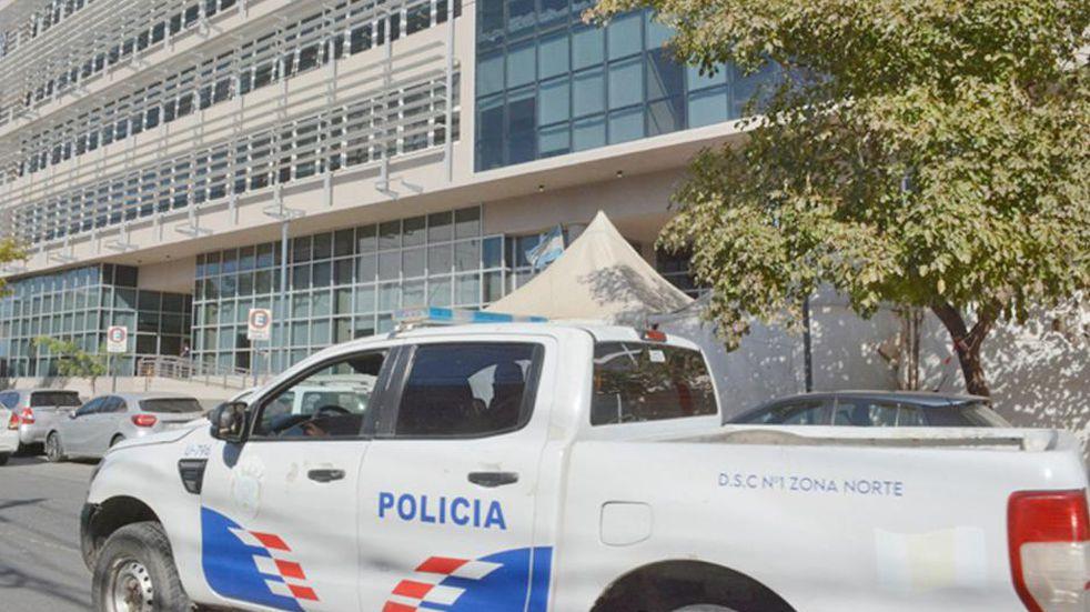 Policía de Santiago del Estero.