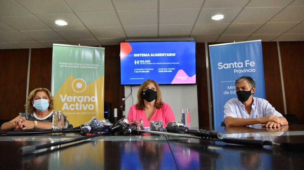 La ministra de Educación santafesina Adriana Cantero se contagió coronavirus