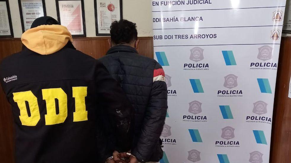 Detenido por intento de homicidio contra su pareja