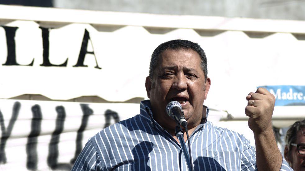 """Luis D'Elía pidió liberar al """"Gordo Mortero"""": dijo que es un preso político del lawfare en Argentina"""