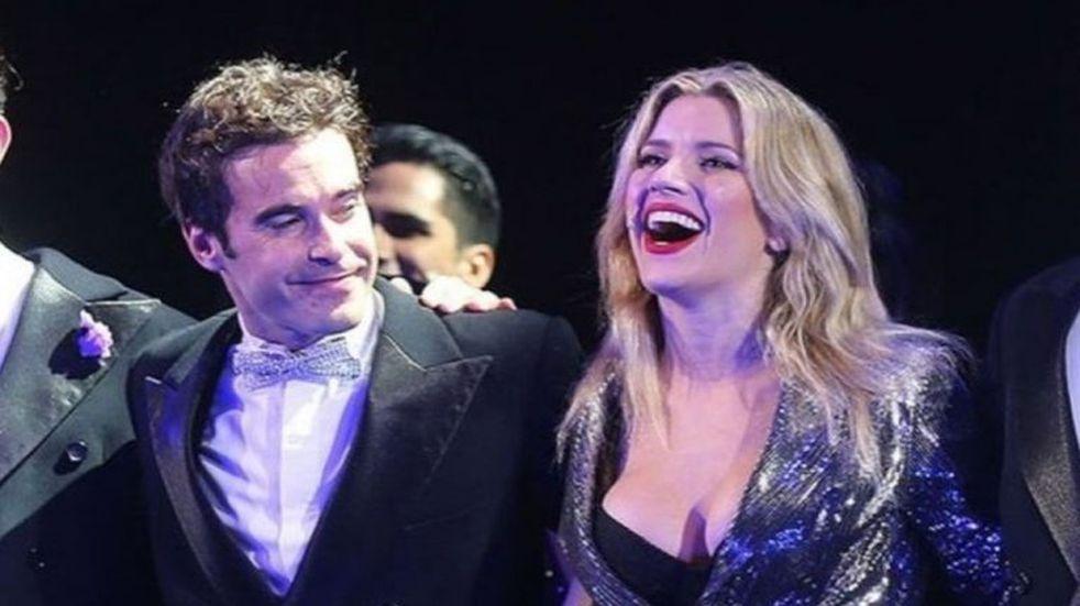 El incómodo encuentro de Nicolás Cabré y Laurita Fernández con otra pareja de famosos
