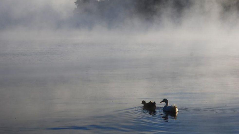 A seguir abrigados en Carlos Paz: neblina y heladas matinales para este martes 28