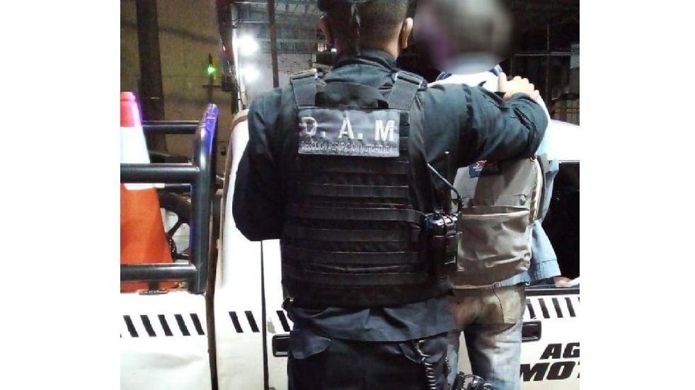 Posadas: vendedor ambulante terminó detenido tras golpear a una mujer