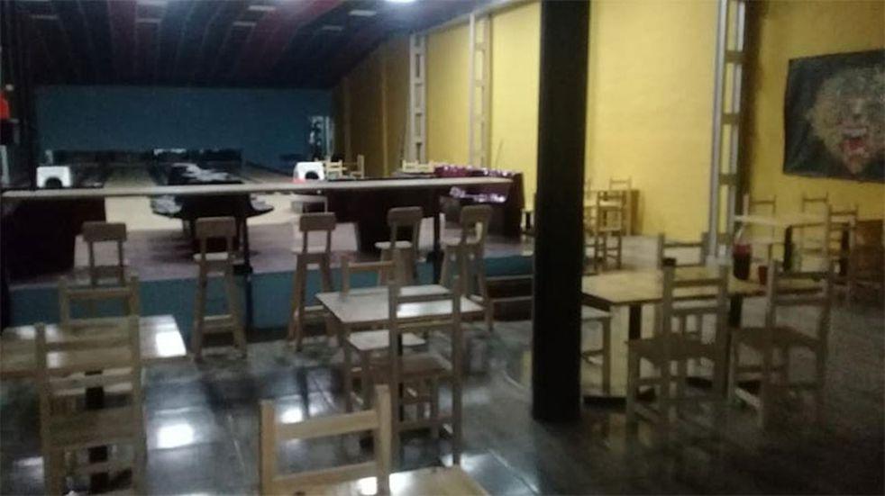 Paraná: realizaron una fiesta clandestina en un bar que se encontraba clausurado