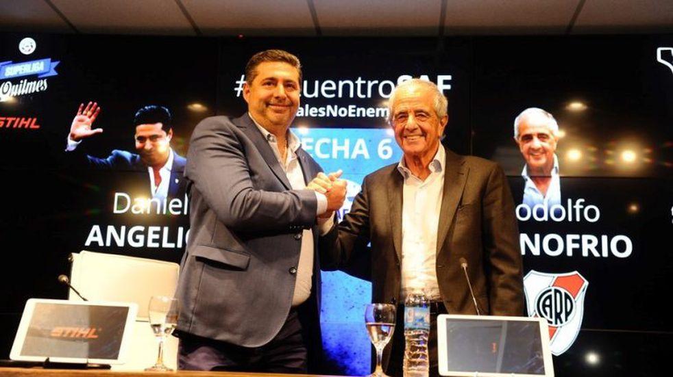 Boca y River ratificaron su negativa a los hinchas visitantes en las finales de la Libertadores