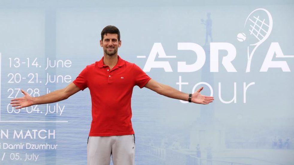 Novak Djokovic (Foto: Andrej Cukic/EFE/EPA)