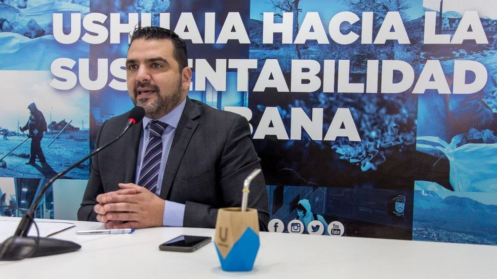 La Municipalidad de Ushuaia participó del lanzamiento de la semana del clima en Nueva York
