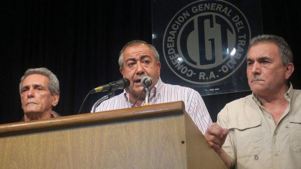 La CGT anunció un paro nacional por 24 horas desde el mediodía