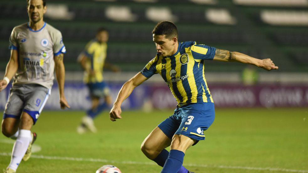 Central igualó sin goles ante 12 de Octubre y pasó a octavos de la Sudamericana