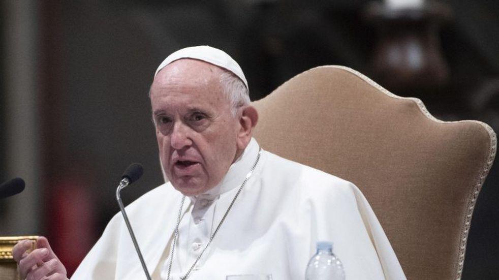 "El papa Francisco pidió ""proteger la vida humana en todas sus etapas"""