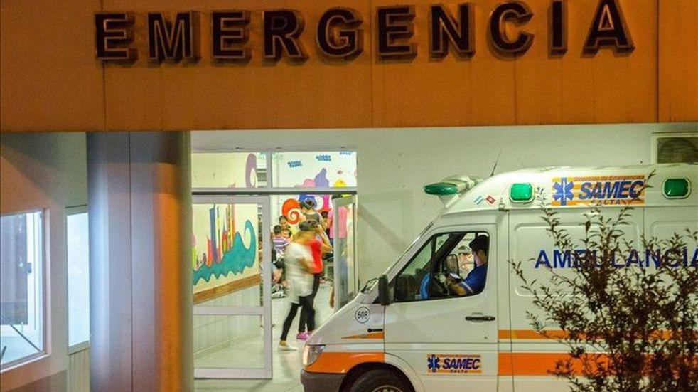 Un niño con COVID-19 y dos casos sospechosos en el Materno Infantil de Salta