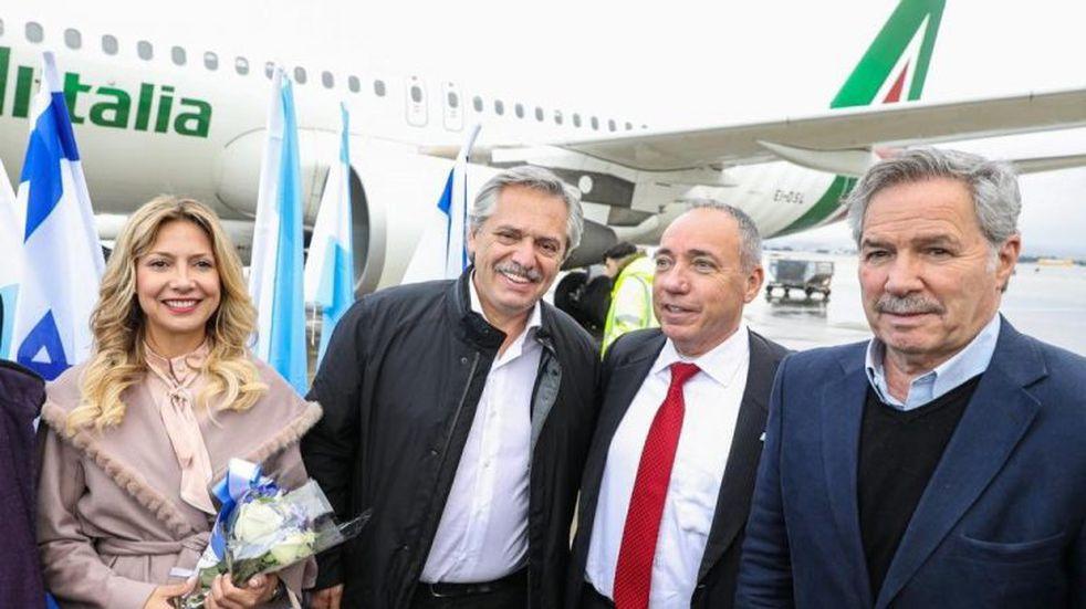Alberto Fernández visitará París el 5 de febrero y será recibido por Emmanuel Macron