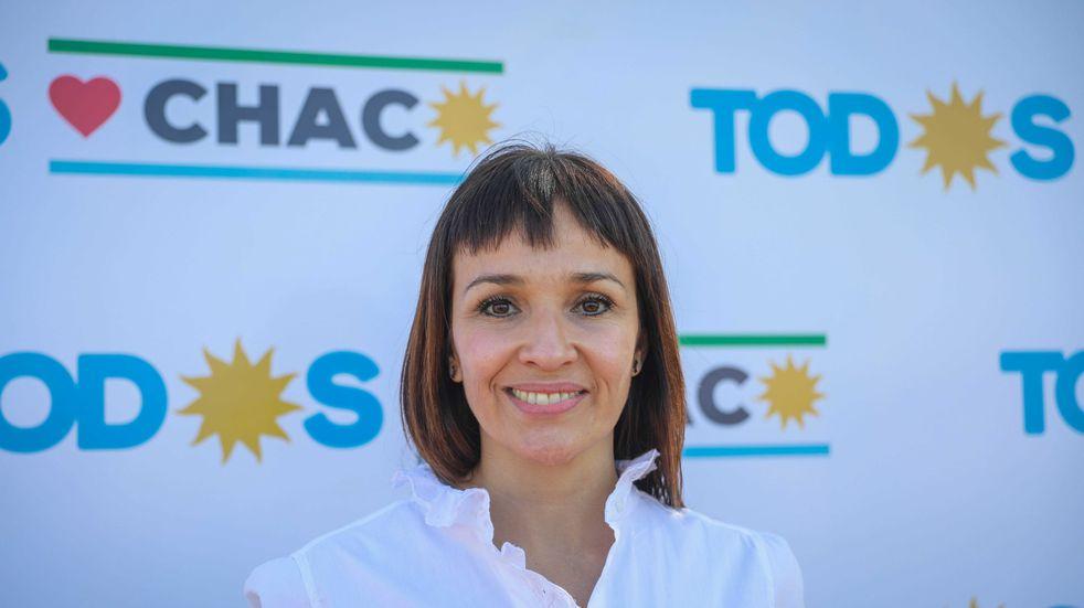 """Mariela Quirós asegura querer """"llevar a la Cámara de Diputados propuestas renovadoras"""""""