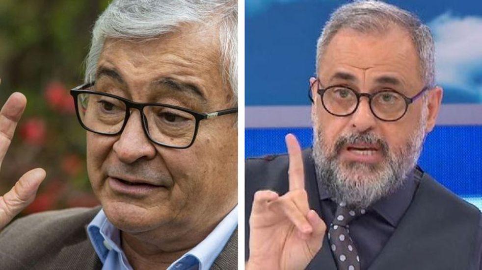 """El diputado Martín Grande le respondió a Jorge Rial: """"Yo hago periodismo, ¿y vos?"""""""