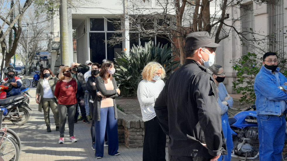PASO 2021 Rafaela: así fue la jornada de votación