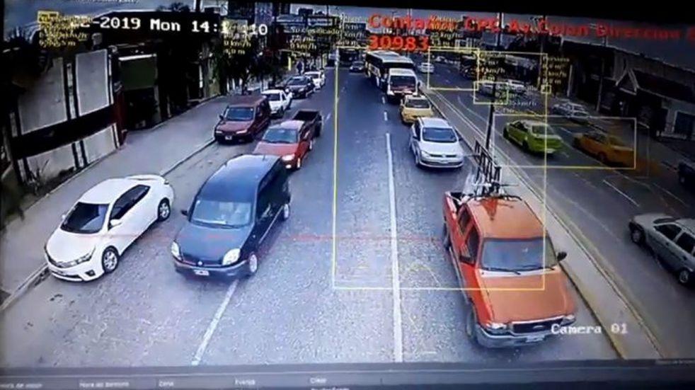 Exceso de velocidad en Córdoba: La Municipalidad aclaró que es falso el video que circula por WhatsApp