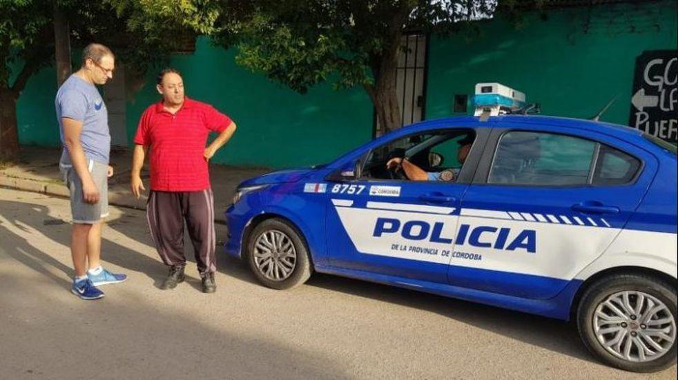 Lo asaltaron a metros de una protesta por la inseguridad en Córdoba