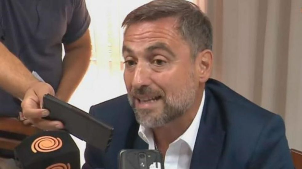 """Mestre le respondió a Llaryora: El relato lo hizo para tratar de tapar el """"impuestazo"""""""