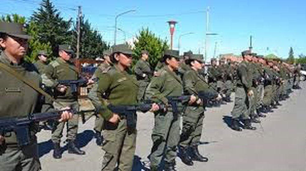 Gendarmería tendrá a su cargo la custodia interna en las escuelas