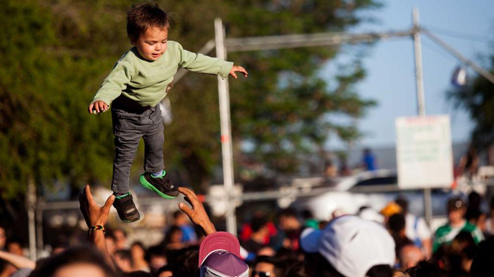 Pérez: multiplicar sonrisas en el Día de la Niñez