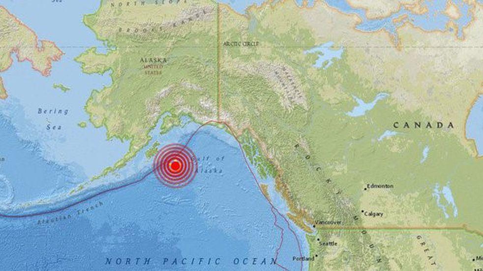 Estados Unidos: Desactivaron el alerta de tsunami tras el sismo en Alaska