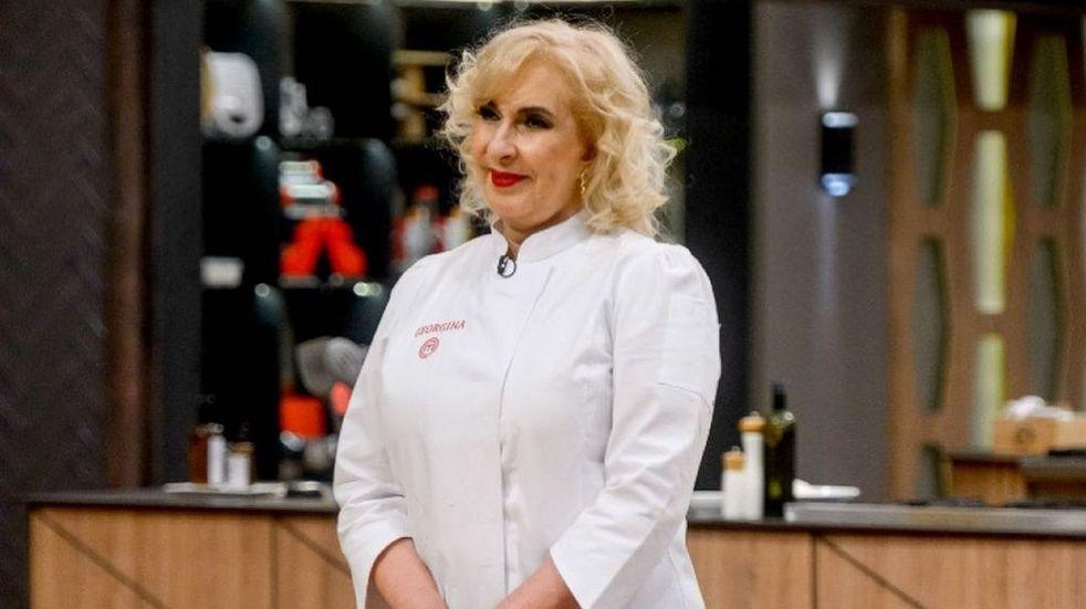 "Telefé mostró una final distinta de ""MasterChef Celebrity 2″ donde gana Georgina Barbarrosa"
