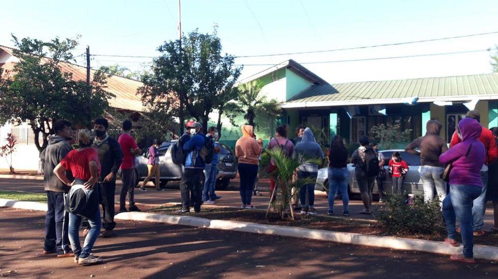 Paraje San Isidro: los vecinos podrán acceder al servicio hídrico