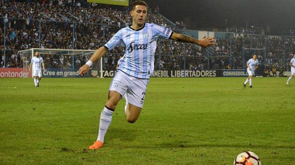 ¿Peligra la continuidad de Bruno Bianchi en Atlético?