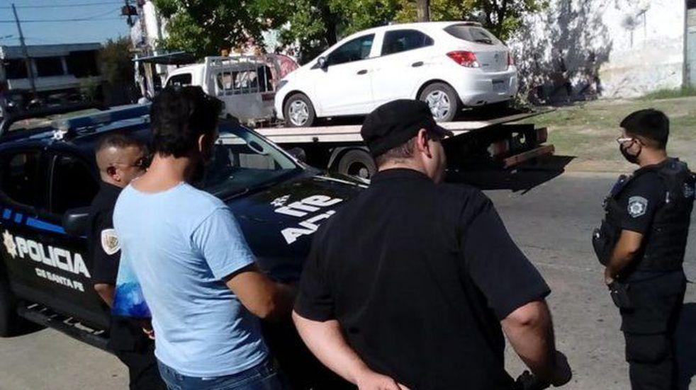 Impulsan multas desde 100.000 pesos por el uso de Uber en Rosario