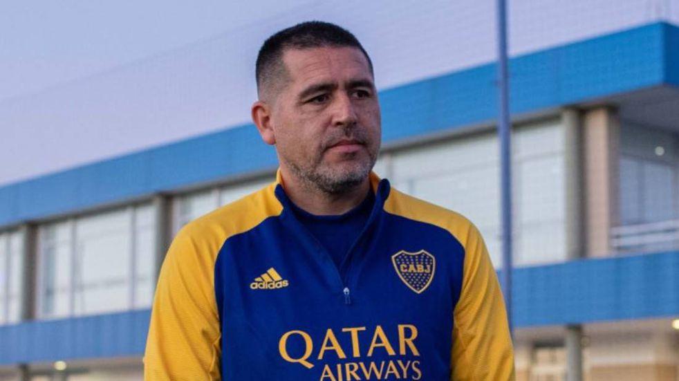 Boca: el contundente mensaje de Juan Román Riquelme al plantel en la previa al Superclásico