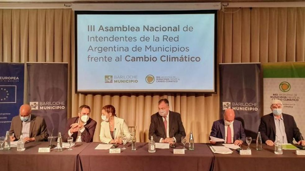 El municipio de Montecarlo participó de la III Asamblea Nacional de Intendentes de la RAMCC.