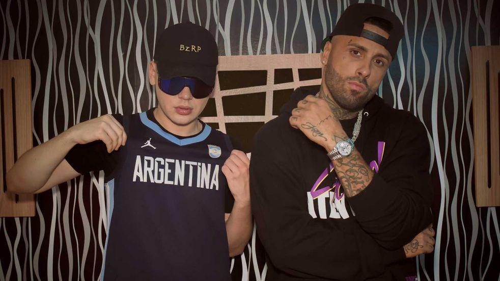 """Nicky Jam a Bizarrap: """"El reggaetón nunca va a fallar"""""""