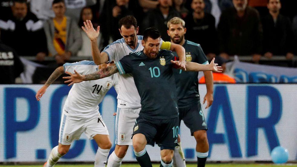 Cómo le fue a la Selección Argentina la última vez que enfrentó a Uruguay