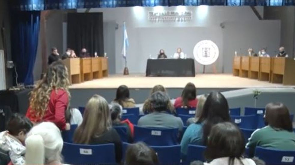 Sesion Ordinaria Concejo Deliberante Arroyito