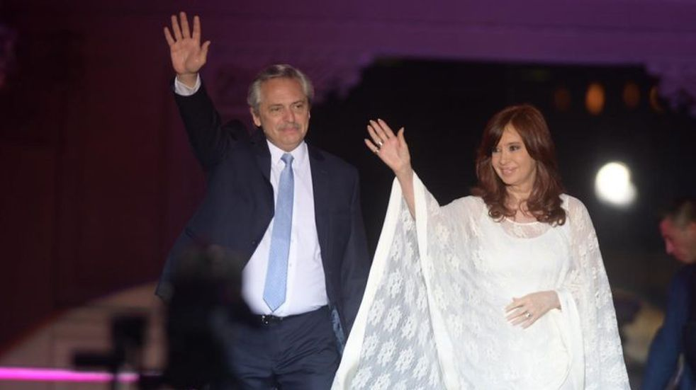 "Alberto Fernández: ""Veo que lo que le pasa a Cristina es un caso de persecución"""