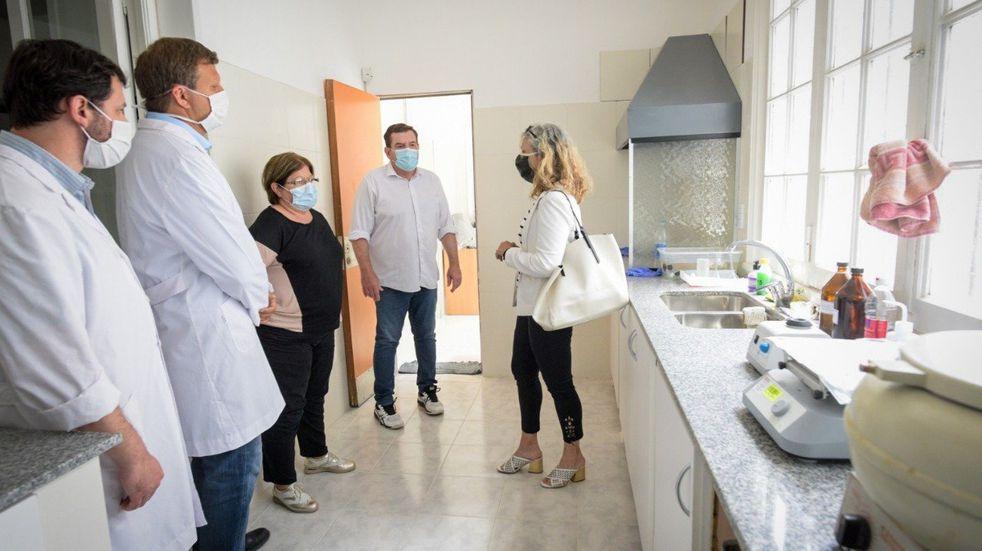 El Municipio inaugura el primer laboratorio municipal a nivel nacional para el control de alimentos libres de gluten