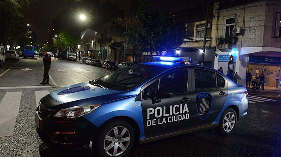 Policía de la Ciudad de Buenos Aires