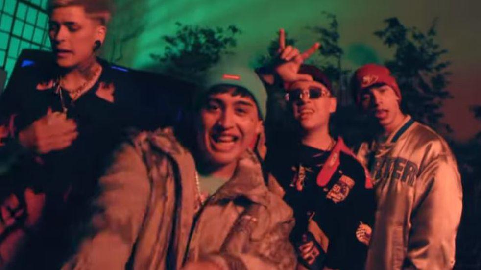 "Ya salió ""YO SE QUE TU"", el nuevo tema de Lit Killah, Rusher King, Tiago PZK y FMK"