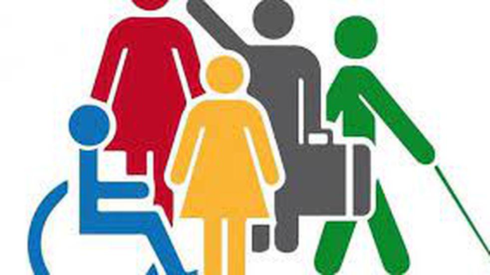 Operativo territorial para personas con discapacidad