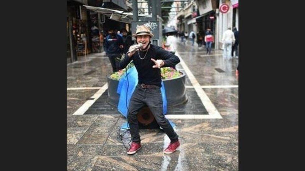 Video: cuarteteando bajo la lluvia