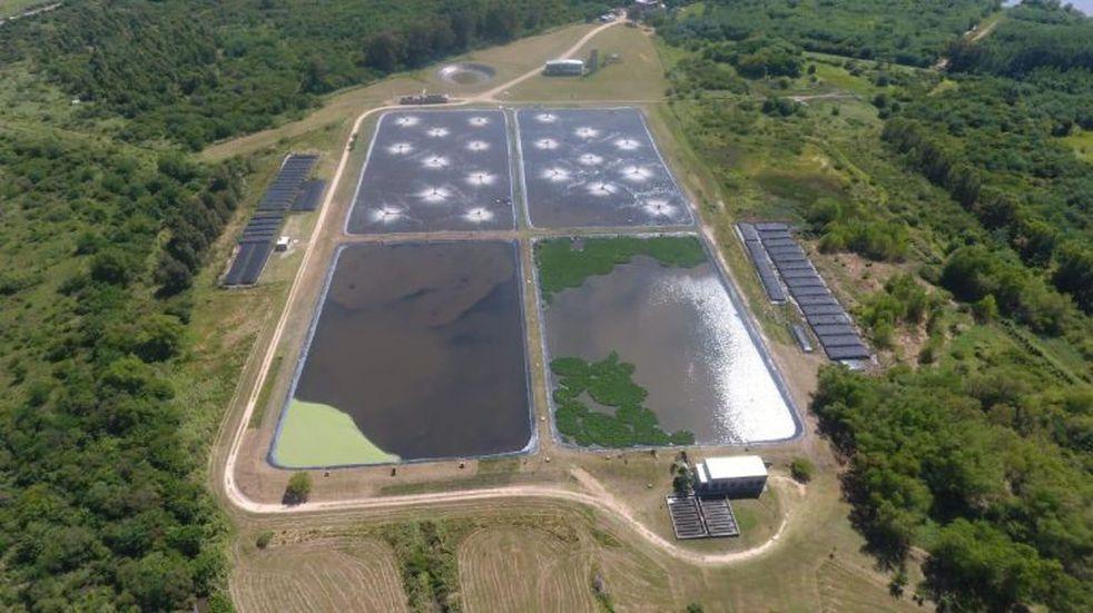 Se adjudicó la obra de ampliación de la planta de Efluentes Cloacales