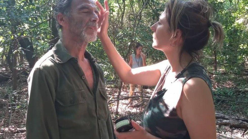 Gustavo Garzón quedó varado en Formosa por la cuarentena