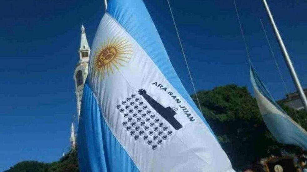El bloque Unidad Ciudadana presentó un proyecto para homenajear a los 44 tripulantes del ARA San Juan