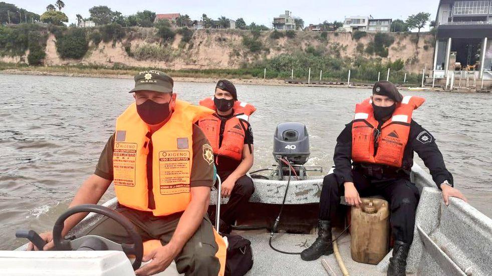 Guardia Rural Los Pumas hará patrullajes para prevenir incendios en las islas