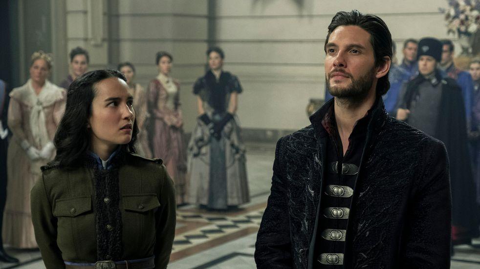 """""""Sombra y hueso"""": Netflix confirmó la segunda temporada de la serie"""