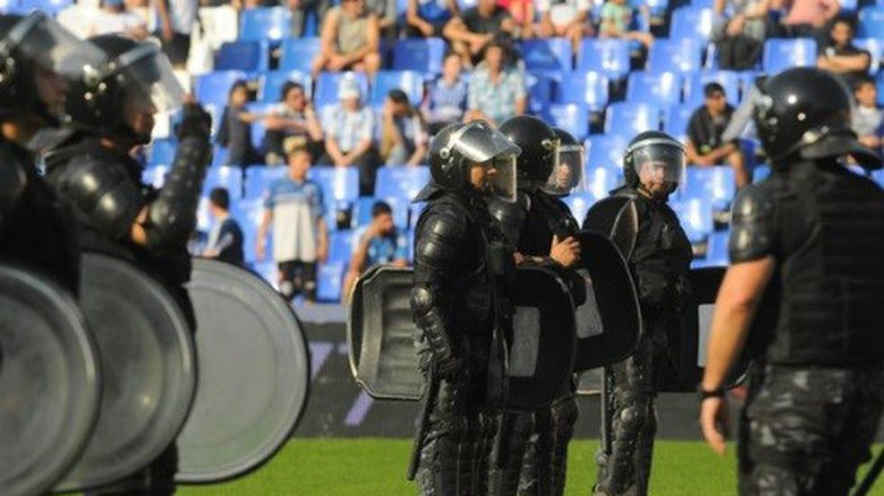 Godoy Cruz vs. River Plate: habrá 700 policías para la seguridad