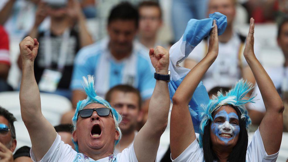 La vuelta del público a las canchas en Argentina, cada vez más cerca: el Gobierno puso fecha