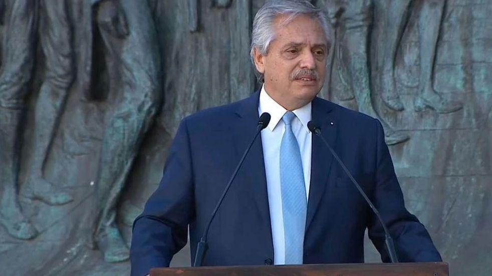 Alberto Fernández llamó a discutir el tiempo en el que los jueces permanecen en sus cargos